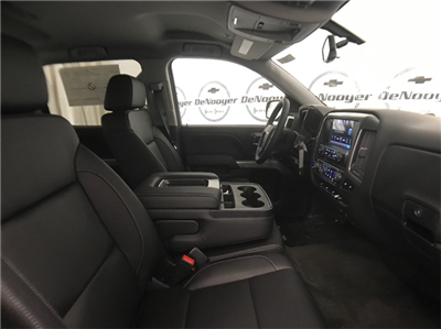 2018 Silverado 1500 Crew Cab 4x4 Pickup #T180273 - photo 22