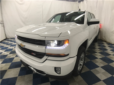 2018 Silverado 1500 Crew Cab 4x4 Pickup #T180273 - photo 1