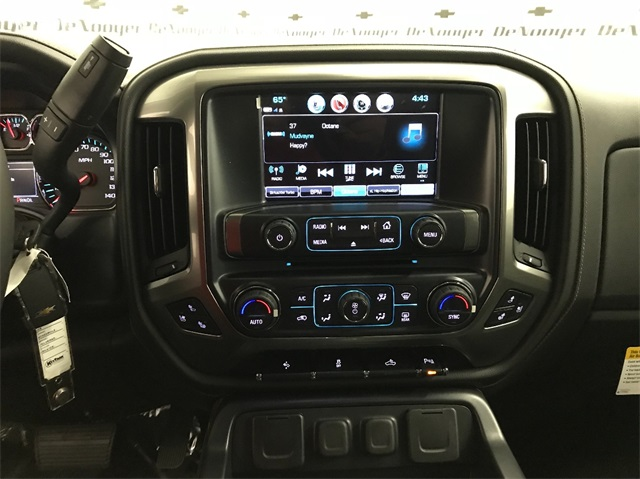 2018 Silverado 1500 Extended Cab 4x4 Pickup #T180331 - photo 17