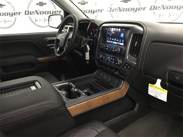 2018 Silverado 1500 Extended Cab 4x4 Pickup #T180331 - photo 23