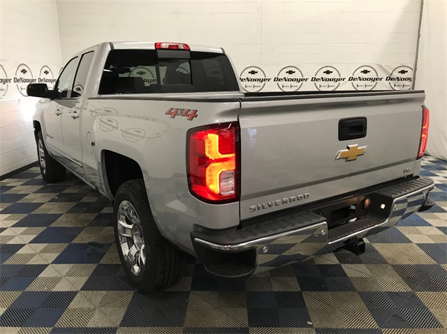 2018 Silverado 1500 Extended Cab 4x4 Pickup #T180331 - photo 2