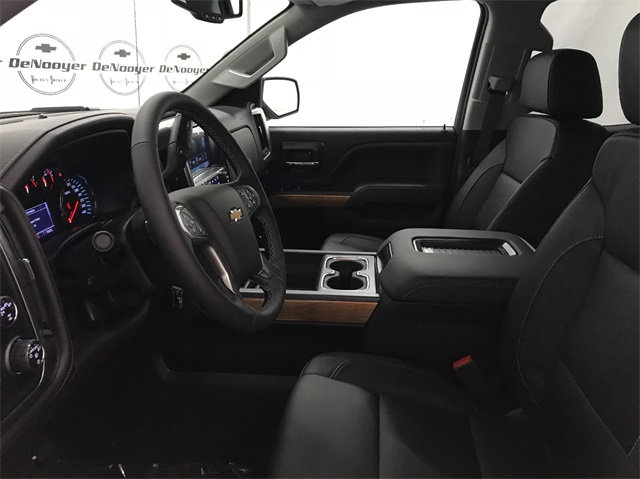 2018 Silverado 1500 Extended Cab 4x4 Pickup #T180362 - photo 16