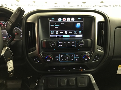 2018 Silverado 1500 Extended Cab 4x4 Pickup #T180362 - photo 15