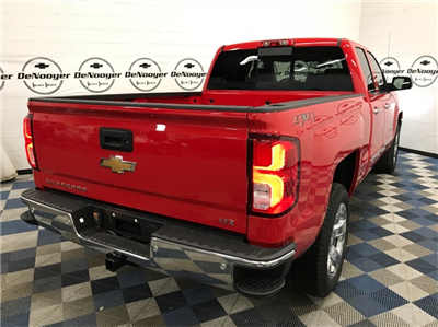 2018 Silverado 1500 Extended Cab 4x4 Pickup #T180362 - photo 7