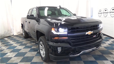 2018 Silverado 1500 Extended Cab 4x4 Pickup #T180388 - photo 4