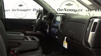 2018 Silverado 1500 Extended Cab 4x4 Pickup #T180449 - photo 15