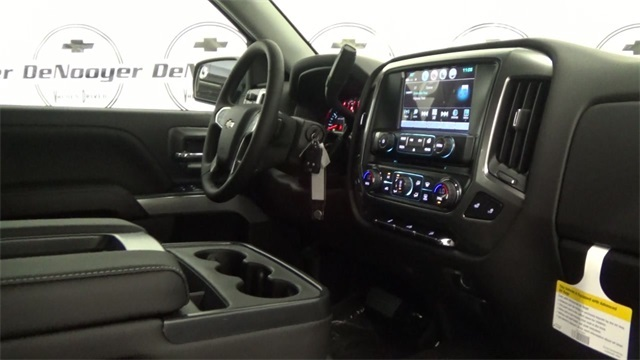 2018 Silverado 1500 Extended Cab 4x4 Pickup #T180468 - photo 16