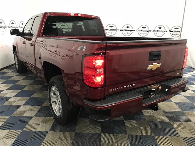 2018 Silverado 1500 Extended Cab 4x4 Pickup #T180468 - photo 5