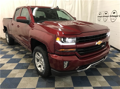 2018 Silverado 1500 Extended Cab 4x4 Pickup #T180468 - photo 1