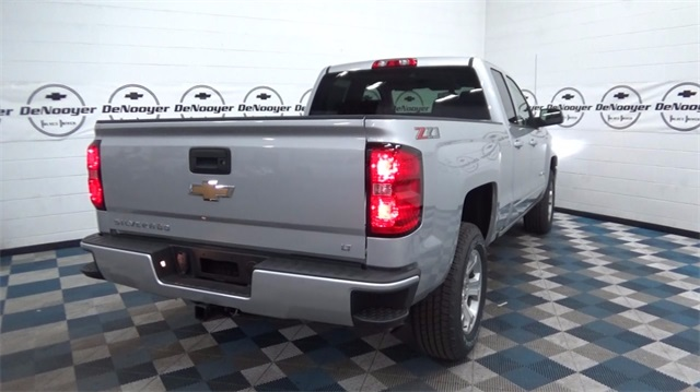 2018 Silverado 1500 Double Cab 4x4, Pickup #T180488 - photo 2