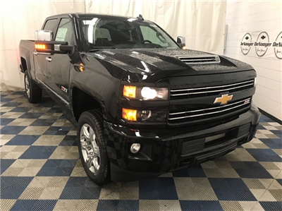 2018 Silverado 2500 Crew Cab 4x4 Pickup #T180511 - photo 1