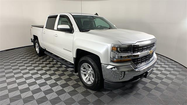 2018 Silverado 1500 Crew Cab 4x4, Pickup #T180522 - photo 1