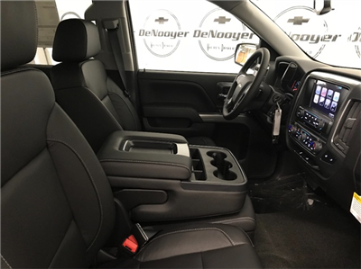 2018 Silverado 1500 Crew Cab 4x4, Pickup #T180522 - photo 19
