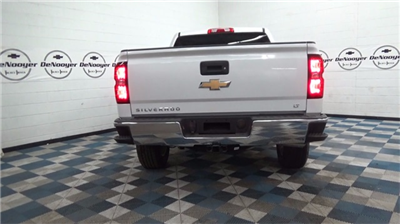 2018 Silverado 1500 Crew Cab 4x4, Pickup #T180522 - photo 6