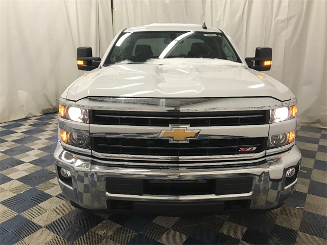 2018 Silverado 2500 Double Cab 4x4, Pickup #T180824 - photo 3