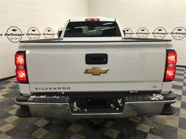 2018 Silverado 2500 Double Cab 4x4, Pickup #T180824 - photo 6