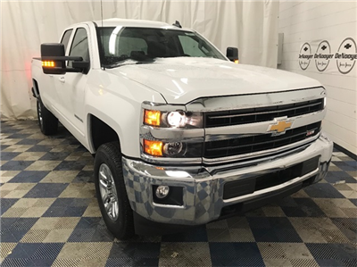 2018 Silverado 2500 Double Cab 4x4, Pickup #T180824 - photo 1