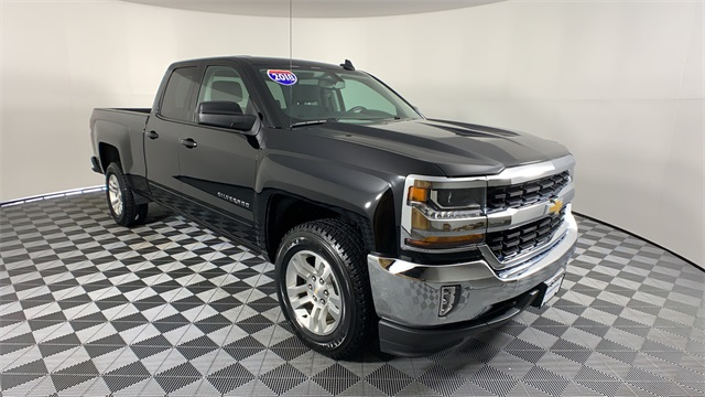 2018 Silverado 1500 Double Cab 4x4, Pickup #T180861 - photo 1