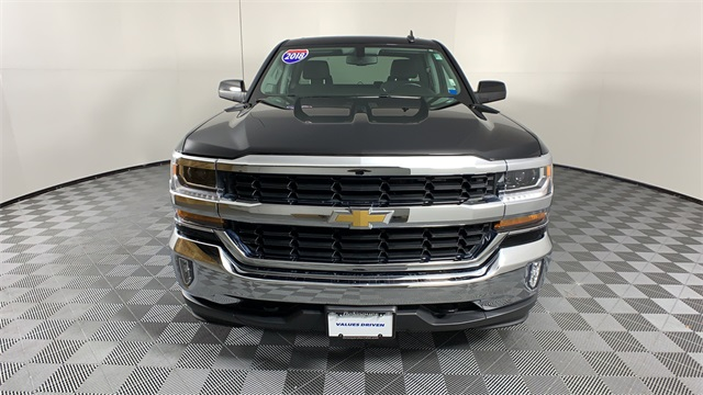 2018 Silverado 1500 Double Cab 4x4, Pickup #T180861 - photo 3