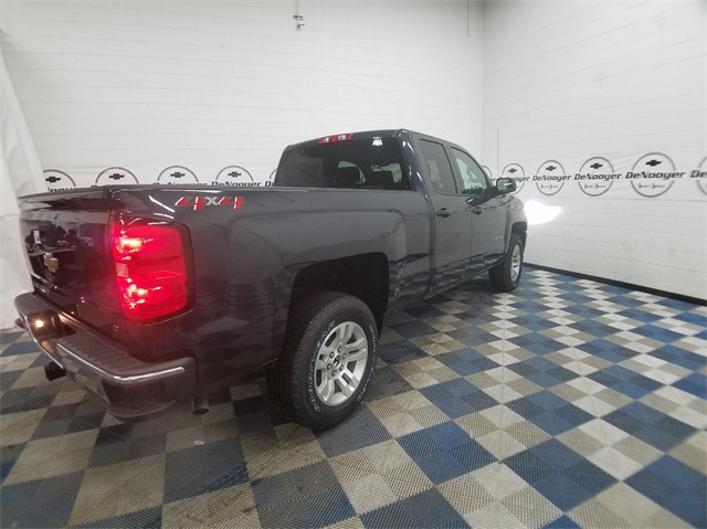 2018 Silverado 1500 Double Cab 4x4, Pickup #T180873 - photo 2