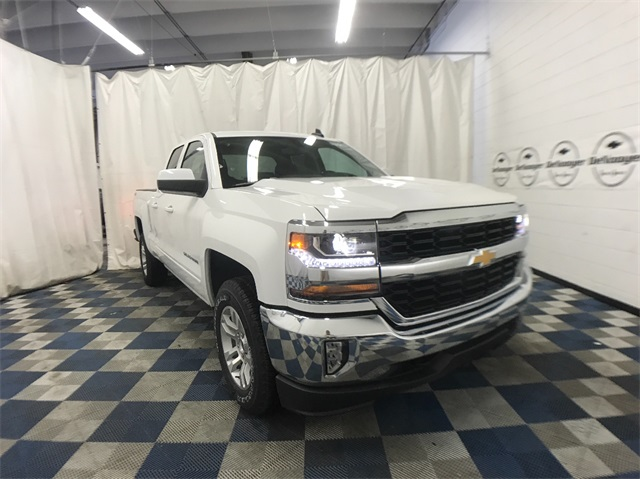 2018 Silverado 1500 Double Cab 4x4,  Pickup #T180898 - photo 1