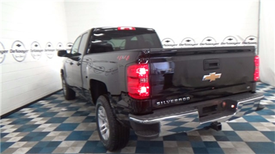 2018 Silverado 1500 Double Cab 4x4, Pickup #T180930 - photo 5