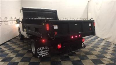 2018 Silverado 3500 Regular Cab DRW 4x4,  Rugby Eliminator LP Steel Dump Body #T181020 - photo 6