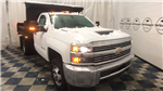 2018 Silverado 3500 Regular Cab DRW 4x4, Dump Body #T181021 - photo 1