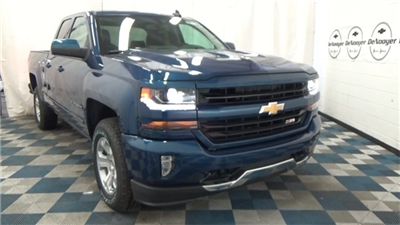 2018 Silverado 1500 Double Cab 4x4, Pickup #T181097 - photo 1