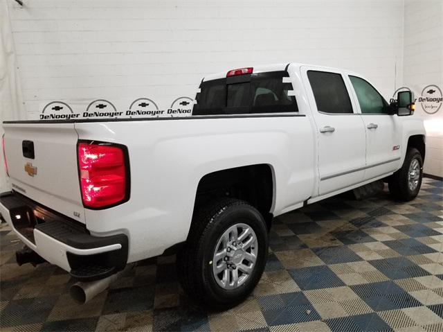 2018 Silverado 3500 Crew Cab 4x4, Pickup #T181457 - photo 2