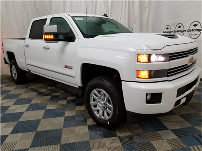 2018 Silverado 3500 Crew Cab 4x4, Pickup #T181457 - photo 1