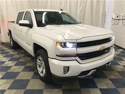 2018 Silverado 1500 Crew Cab 4x4,  Pickup #T181621 - photo 1