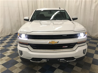2018 Silverado 1500 Crew Cab 4x4,  Pickup #T181621 - photo 3