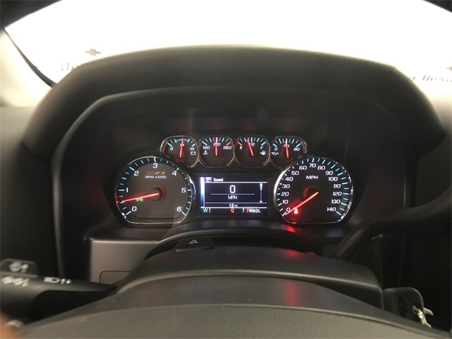 2018 Silverado 1500 Crew Cab 4x4,  Pickup #T181636 - photo 12