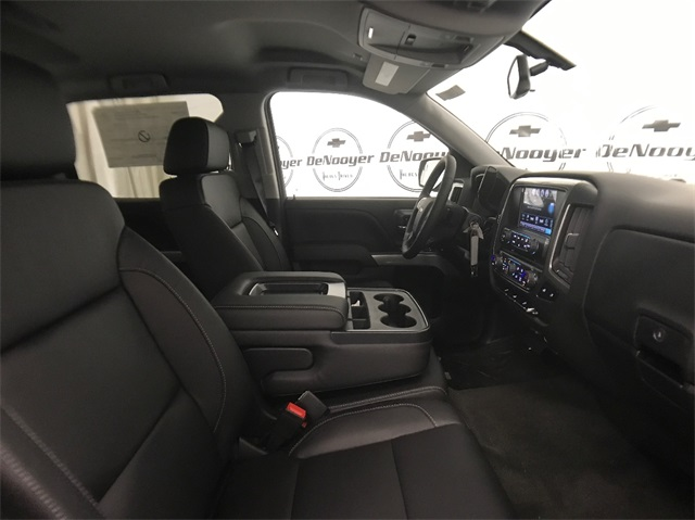 2018 Silverado 1500 Crew Cab 4x4,  Pickup #T181636 - photo 18