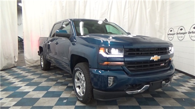 2018 Silverado 1500 Crew Cab 4x4,  Pickup #T181661 - photo 1