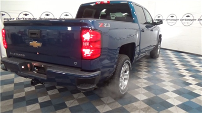 2018 Silverado 1500 Crew Cab 4x4,  Pickup #T181661 - photo 2