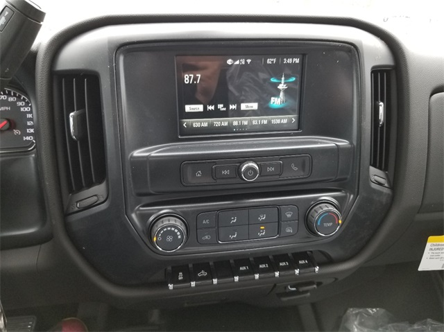 2018 Silverado 2500 Regular Cab 4x4,  Service Body #T181666 - photo 6