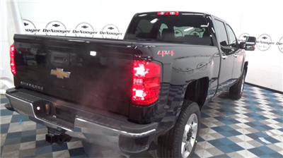 2018 Silverado 2500 Crew Cab 4x4,  Pickup #T181685 - photo 2
