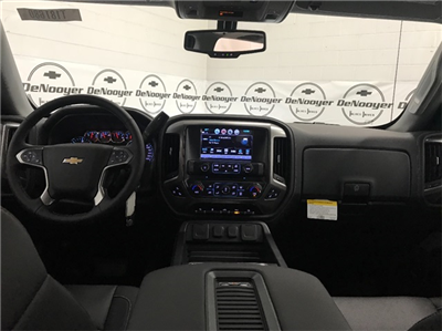 2018 Silverado 1500 Crew Cab 4x4,  Pickup #T181691 - photo 18