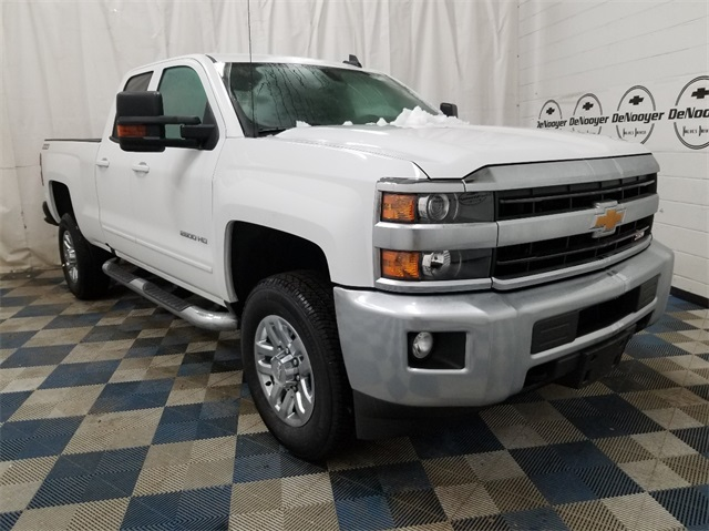 2018 Silverado 2500 Double Cab 4x4,  Pickup #T181746 - photo 1