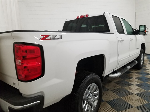 2018 Silverado 2500 Double Cab 4x4,  Pickup #T181754 - photo 2
