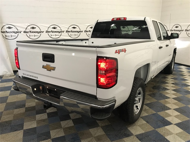 2018 Silverado 1500 Double Cab 4x4,  Pickup #T181824 - photo 2