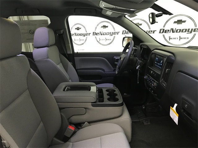 2018 Silverado 1500 Double Cab 4x4,  Pickup #T181852 - photo 22