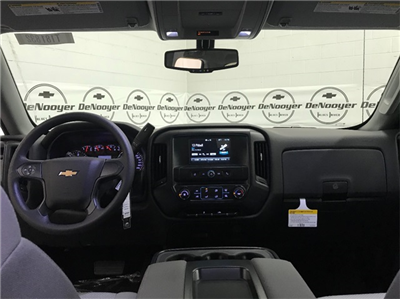 2018 Silverado 1500 Double Cab 4x4,  Pickup #T181852 - photo 21
