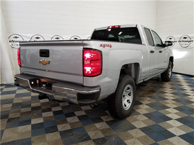 2018 Silverado 1500 Double Cab 4x4,  Pickup #T181852 - photo 2
