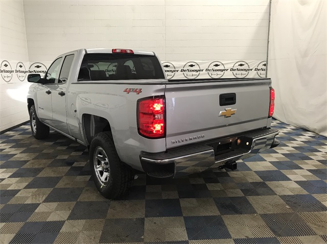 2018 Silverado 1500 Double Cab 4x4,  Pickup #T181909 - photo 2