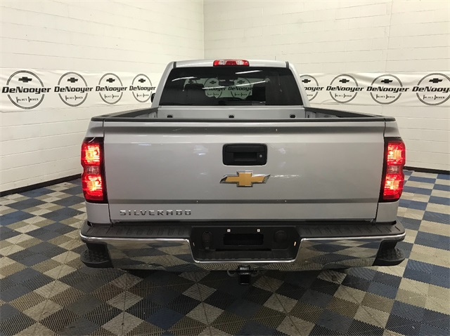 2018 Silverado 1500 Double Cab 4x4,  Pickup #T181909 - photo 7