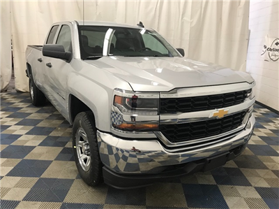 2018 Silverado 1500 Double Cab 4x4,  Pickup #T181909 - photo 3