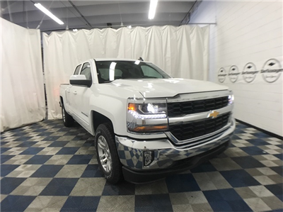 2018 Silverado 1500 Double Cab 4x4,  Pickup #T181912 - photo 1